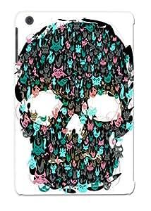 Charlesvenegas Case Cover Protector Specially Made For Ipad Mini/mini 2 Owl Mask