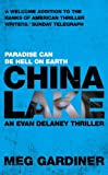 Front cover for the book China Lake by Meg Gardiner