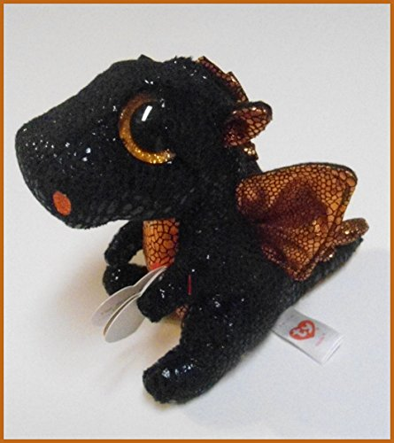 Amazon.com  Ty Beanie Boo Merlin the Dragon Exclusive  Toys   Games 156772f6127