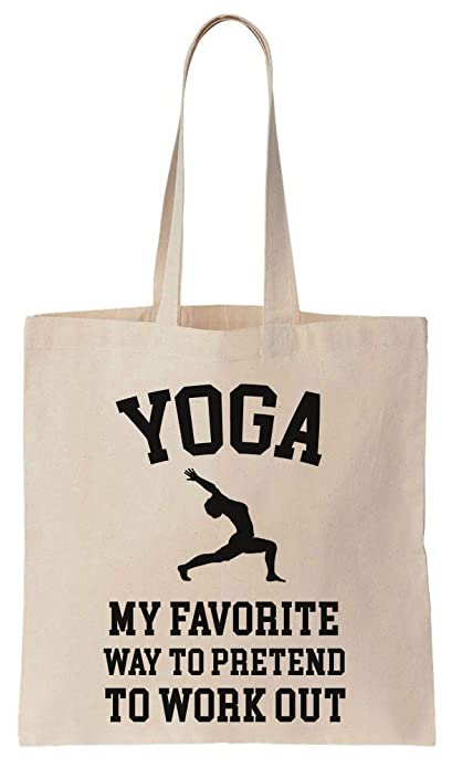 Finest Prints Yoga My Favorite Way To Pretend To Workout ...