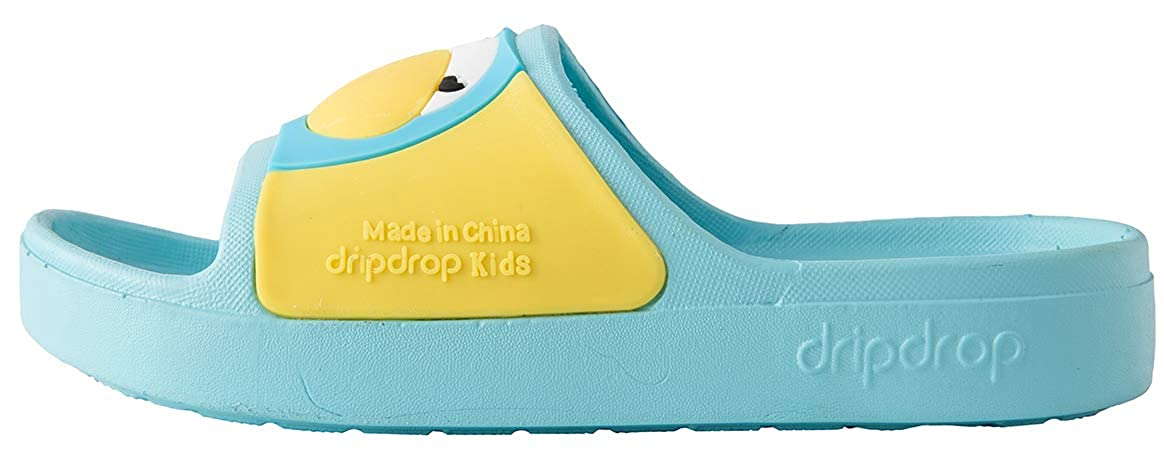 dripdrop Girls Boys Slide Outdoor Beach Pool Sandals Home Bath Slippers