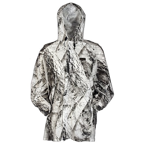 - Gamehide Ambush Cover Shell Jacket, Snow, X-Large/XX-Large