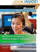#7: Exam 70-685: Windows 7 Enterprise Desktop Support Technician