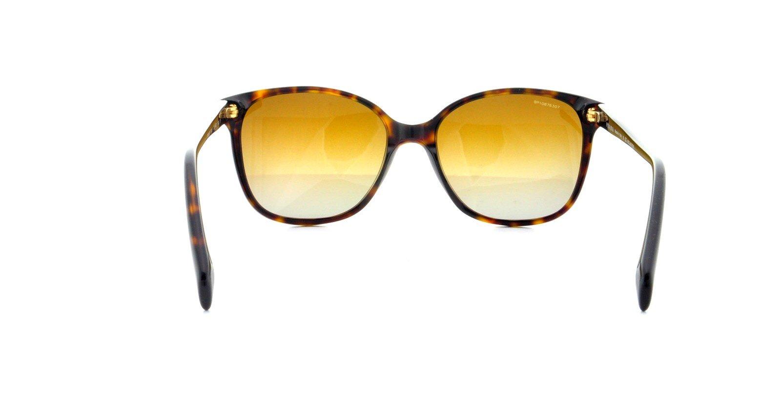 Prada Sunglasses - PR01OS / Frame: Havana Lens: Polar Brown Gradient by Prada