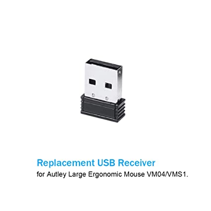 d52c774edae Amazon.com: Replacement USB Receiver for Autley Large Ergonomic ...