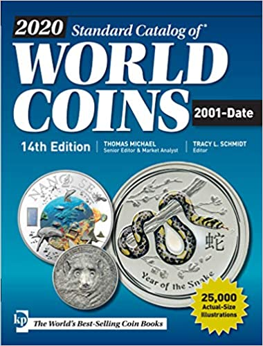 Best Coins For 2020 Amazon.com: 2020 Standard Catalog of World Coins 2001 Date