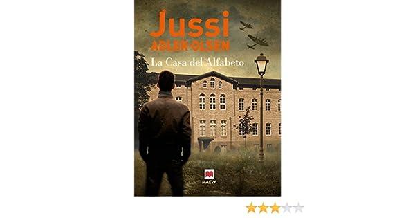 La casa del alfabeto (EMBOLSILLO) eBook: Adler-Olsen, Jussi, Maeva ...