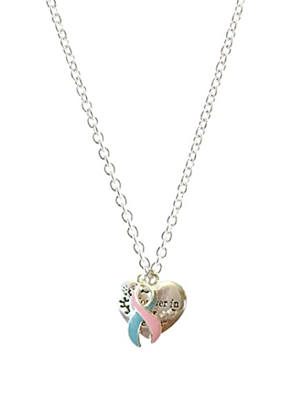 Amazon pregnancy and infant loss awareness necklace miscarriage pregnancy and infant loss awareness necklace miscarriage jewelry aloadofball Images