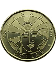 2019 $1 Equality Loonie - 50th Anniversary of The Decriminalization of Homosexuality (1 uncirculated Coin)