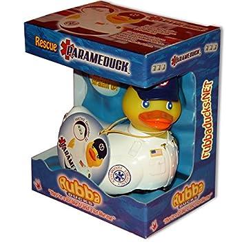 Amazon.com: rubbaducks parameduck Caja de Regalo: Baby