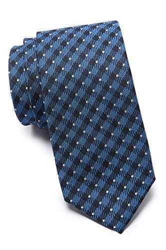 Ben Sherman Marvin Check Silk Tie