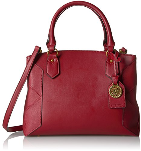 Anne Klein Patchwork Satchel