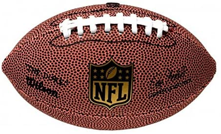 Wilson F1637 Pelota de fútbol Americano The Duke NFL Micro Juego ...