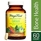 MegaFood – Calcium, Supports Healthy Bones & Teeth, 60 Tablets Review
