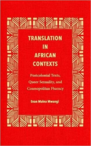 Amazon com: Translation in African Contexts: Postcolonial