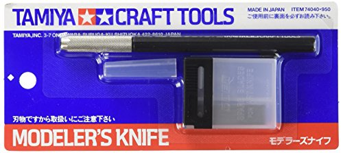 Tamiya Kraft Tool series No.40 Modeler's Knife Plastic model Tools for 74040 (Tools Tamiya)