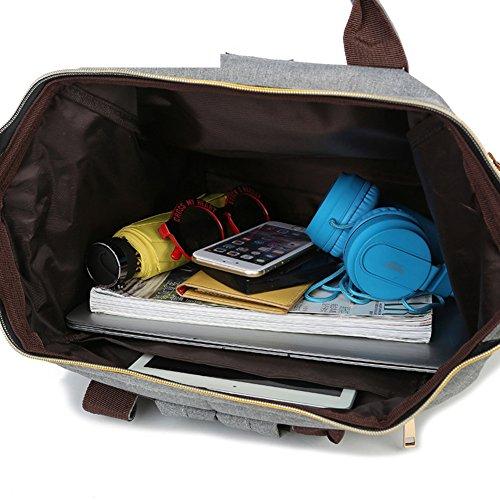 Bolso de escuela/Los amantes del ocio mochila/ mochila de estudiante de secundaria/ deportes bolsa-A A