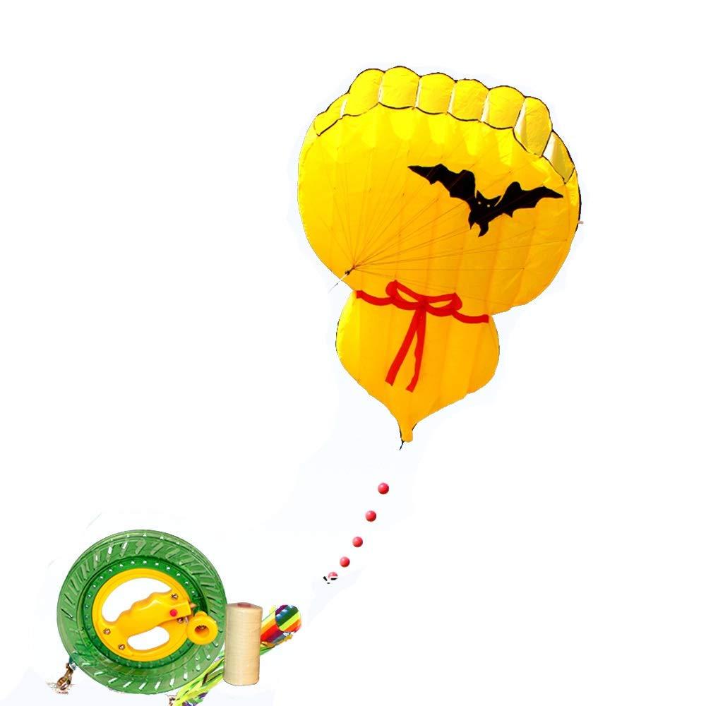 凧カイトフライング 7mソフトボディカイトラージ大人ゴーヤ凧(持ち運びに便利) 屋外のおもちゃを飛ばすのが簡単 (色 B : : D) B07QKKSXH2 B B B, ニトリ:1f25549d --- ferraridentalclinic.com.lb