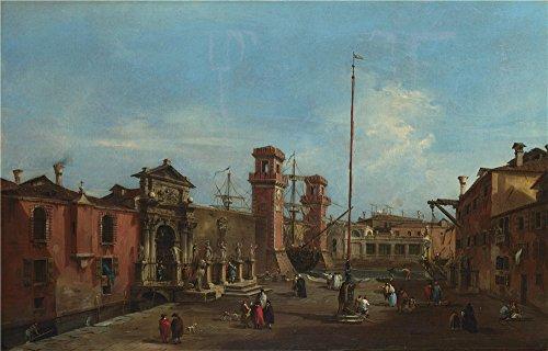 oil-painting-francesco-guardi-venice-the-arsenal1755-60-30-x-47-inch-76-x-119-cm-on-high-definition-