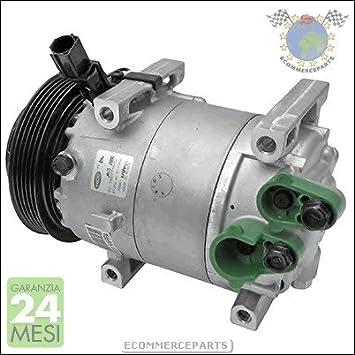 CRV Compresor Aire Acondicionado SIDAT Hyundai i20 Gasolina 200: Amazon.es: Coche y moto