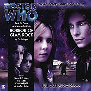 Doctor Who - Horror of Glam Rock Audiobook