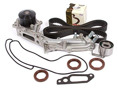 Evergreen TBK193WPT2 Acura Legend 3.2L V6 C32A1 24V Timing Belt Kit Water Pump (2outlet pipes) Kit Acura Legend