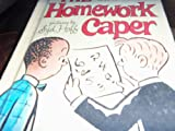img - for The Homework Caper (An I Can Read Mystery) book / textbook / text book