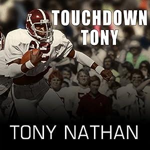 Touchdown Tony Audiobook