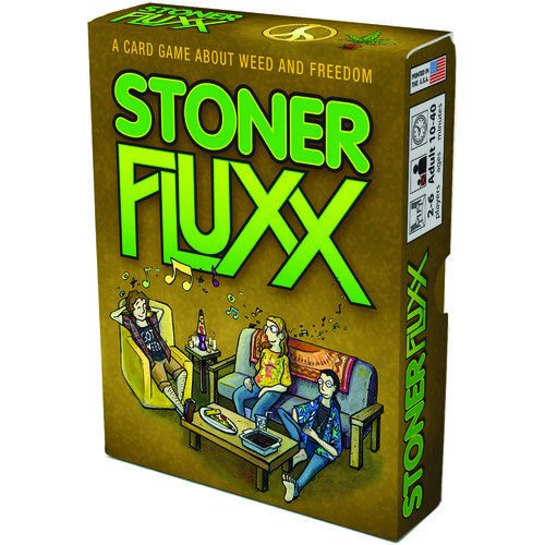 Fluxx Stoner Fluxx (Cool Weed Stuff)