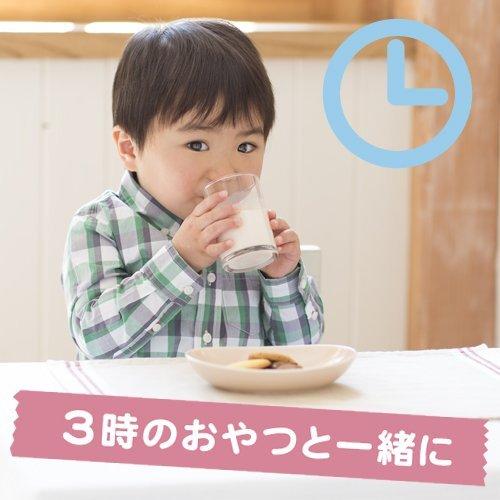 Morinaga & banana milk drink type to cheer the ''not enough'' of children (125mlX3 present) X8 pieces
