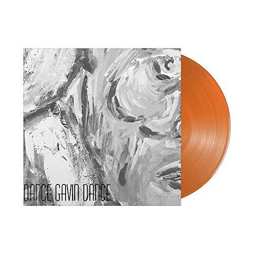 Dance Gavin Dance - Whatever I Say Is Royal Ocean Exclusive Limited Edition Orange Crush Vinyl LP (The Robot Vs Heroin Battle Of Vietnam)