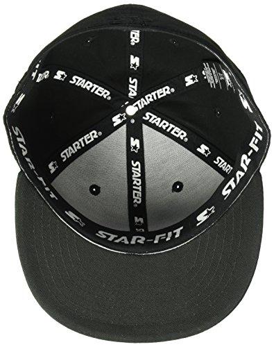 Starter Men's STAR-FIT Flat Brim Cap, Amazon Exclusive 3