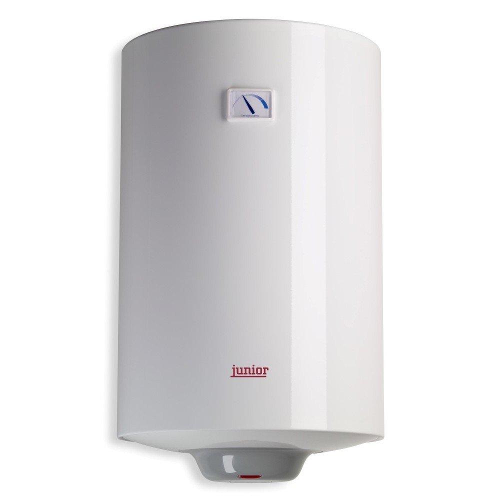 Ariston 3200893 - Calentador elé ctrico Junior para bañ o, fabricado segú n las normas de la EU, 80 l fabricado según las normas de la EU