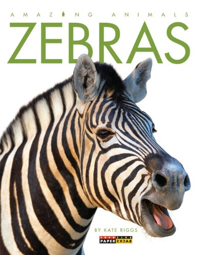 Amazing Animals: Zebras