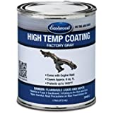 Eastwood Factory Finish Gray High Temperature Durability Coating 1 Pint