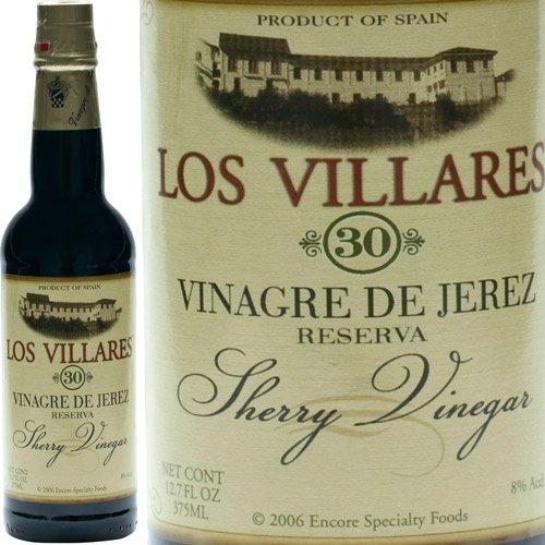 Sherry Wine Vinegar - 30 Year (Vinagre de Jerez Reserva) - 1 bottle - 12.7 fl (Jerez Sherry)