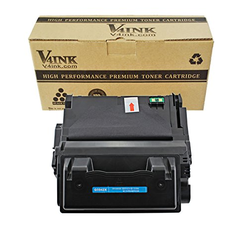 V4INK ® Compatible Q5942X/42X Toner Cartridges- 1,8000 Page Yield for LaserJet 4200 4250 4350 Series