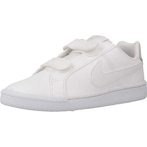 Nike Court Royale (PSV), Zapatillas de Tenis para Niñas: Amazon.es: Zapatos y complementos