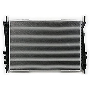 Radiator - Pacific Best Inc For/Fit 2622 Jaguar X-Type 2.5/3.0L PT/AC