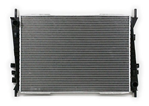 Radiator - Pacific Best Inc For/Fit 2622 Jaguar X-Type 2.5/3.0L PT/AC by PACIFIC BEST INC.