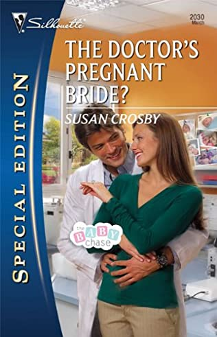 book cover of The Doctor\'s Pregnant Bride?