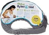 My Brest Friend Deluxe Nursing Pillow - Lilac