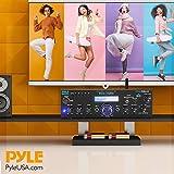 Pyle PDA5BU.0 200W Audio Stereo Receiver-Wireless