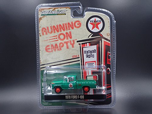 1970 Greenlight Running on Empty 1970 Ford F-100 1:64 Scale Truck Series 4 - (1970 Ford Truck)