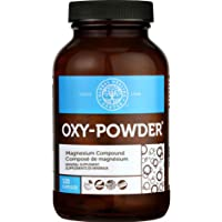 Global Healing Center Oxy-Powder Oxygen Based Safe and Natural Colon and Intestinal Cleanser (120 Capsules) - Canadian Version