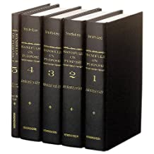 HANDFULS ON PURPOSE: FOR CHRISTIAN WORKERS AND BIBLE STUDENTS, 5 VOLUMES