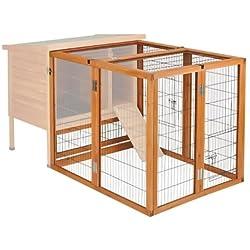 Ware Manufacturing Premium Plus Bunny and Rabbit Run Cage - Medium