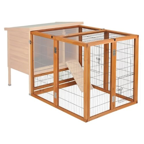 - Ware Manufacturing Premium Plus Bunny and Rabbit Run Cage - Medium