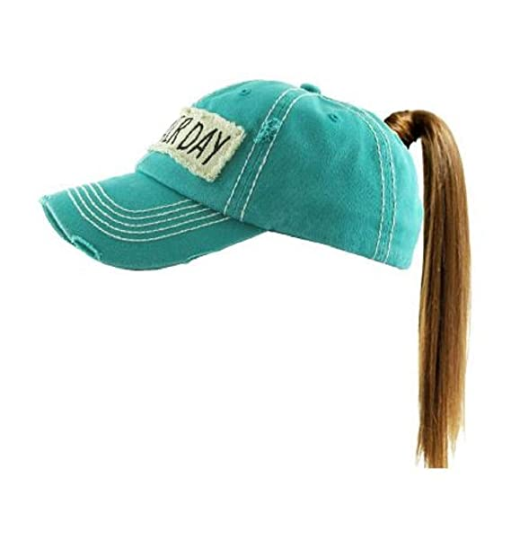 KB Jp Adjustable Bad Hair Day High Ponytail Bun Ponycap Vintage ... 55bd96bba9