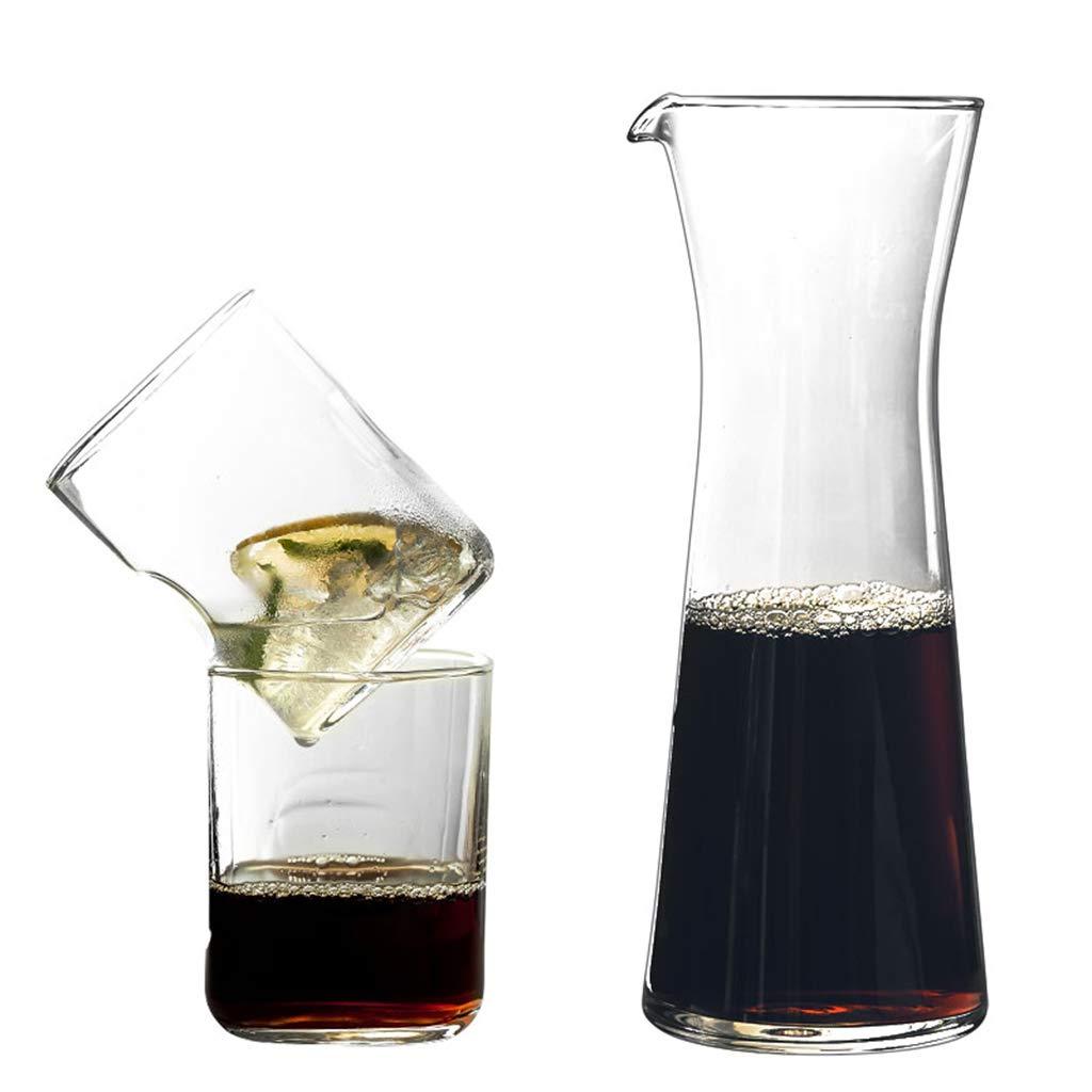 Acquisto Portasciugamani da 400 ml in Vetro Trasparente per caffè, caraffa per caffè in Vetro Standard, caffettiera Prezzi offerta